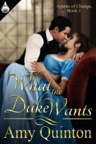 What the Duke Wants eBook