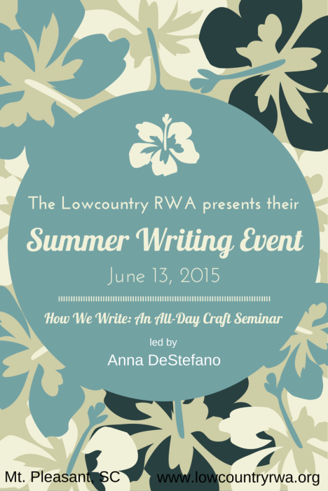 Summer Writing Event Website