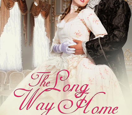 The Long Way Home (The Southwark Saga #3) by Jessica Cale – release day!