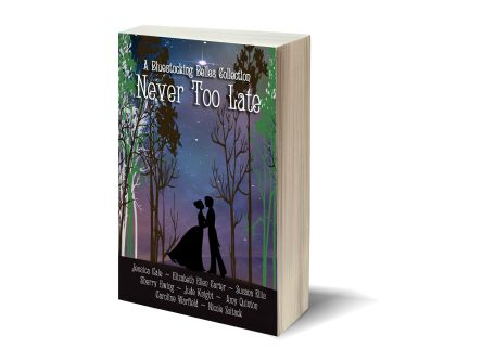 Never Too Late 3D Book