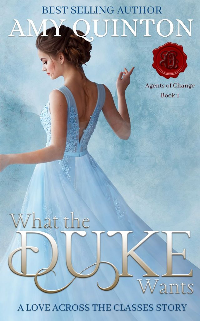 What the Duke Wants, Book 1