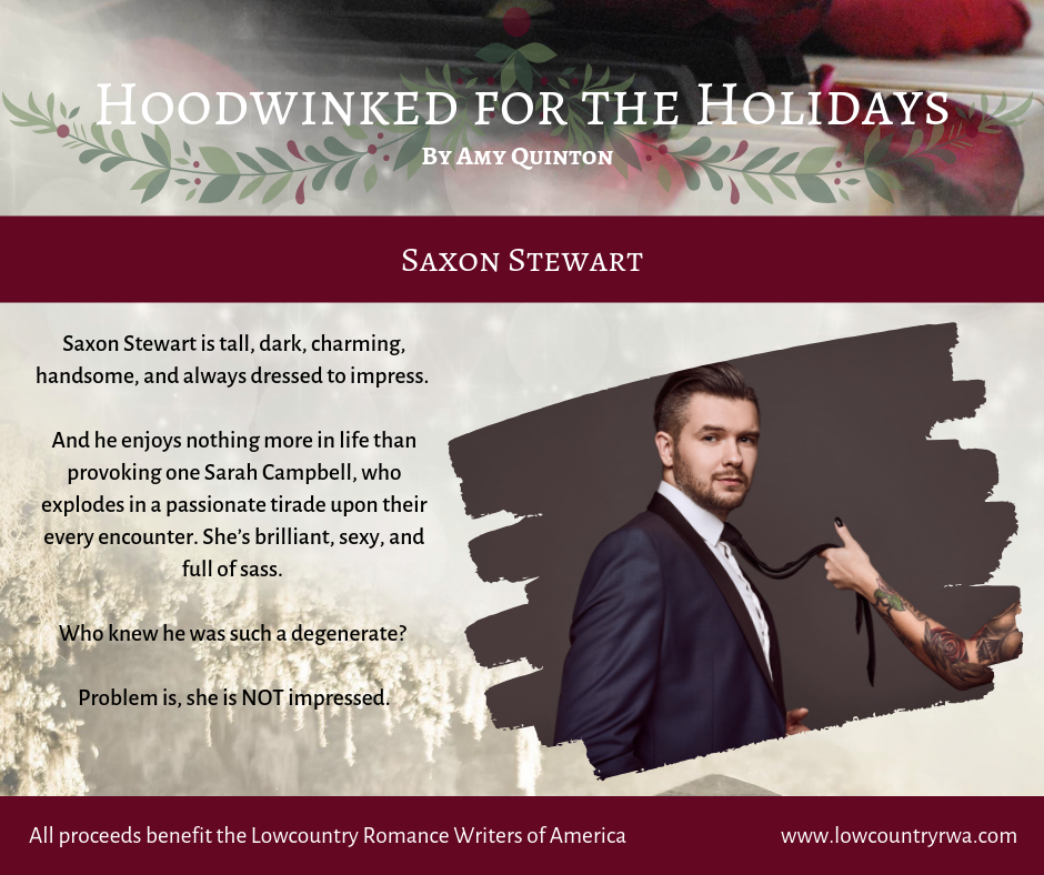 RC-Quinton-Hoodwinked for the Holidays-Saxon Stewart
